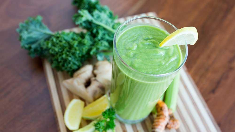 macrobiotic health drink