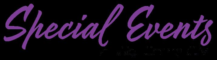 Special Events Venue Logo